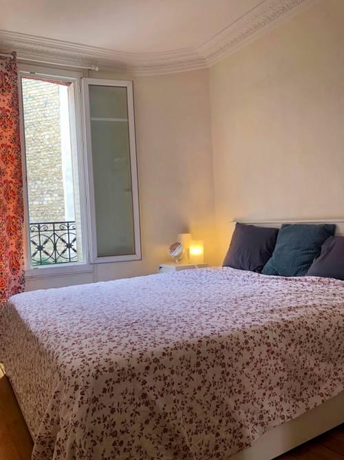 Propose Chambre dans Coloc Paris 15ème dès Juillet