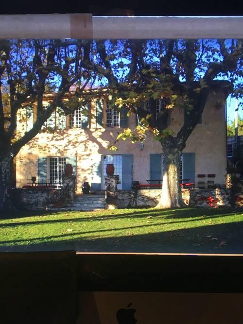 Loue bastide 7chambres 16couchages, piscine, tennis, boulodrome - Aix-en-Provence (13)