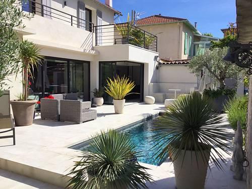 Loue pour vacances d'été très belle maison 8couchages, Aix-en-Provence (13) - 180m²