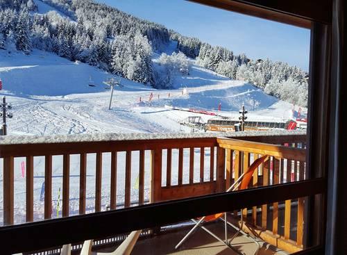 VACANCES NEIGE. Loue appartement 60m² 2chambres 7couchages - Courchevel Village, front de neige
