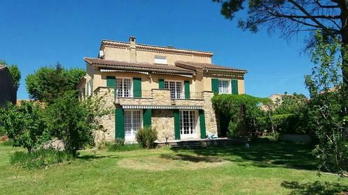 Loue maison familiale 14couchages - idéal vacances au pays du Ventoux - Caromb (84)
