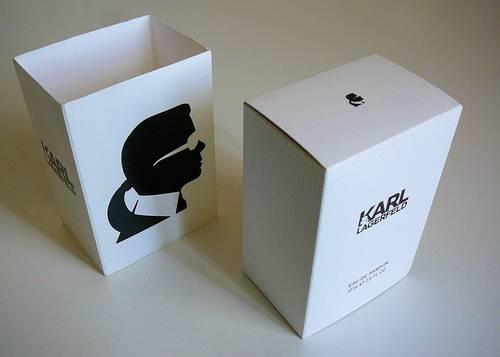 NEUF Vaporisateur Eau de Parfum 85ml KARL LAGERFELD