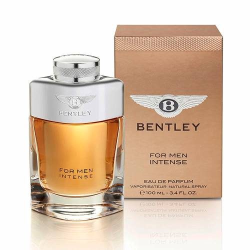 Eau de Parfum Vaporisateur 100ml Bentley For Men Intense neuf