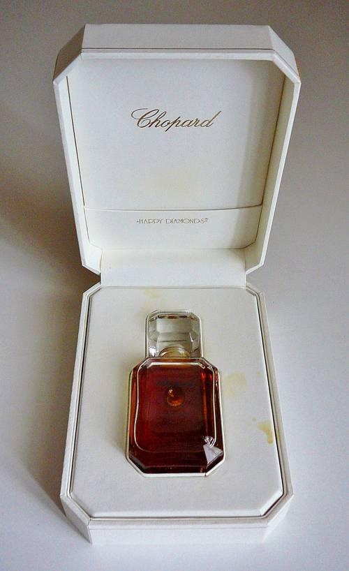 VINTAGE Parfum Happy Diamonds CHOPARD