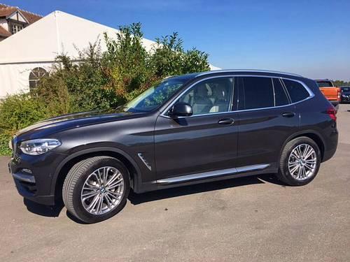 BMW X3, 3.0D 265CV - 2018, 55000km