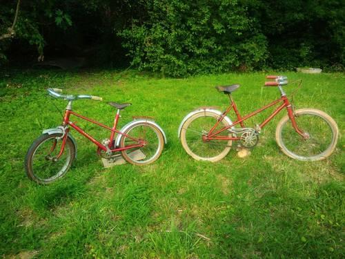 Vélos vintages enfant