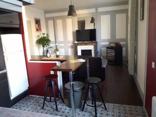 Loue Charmant appartement type 2meublé - 59m², Tours (37)