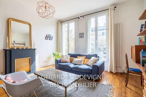 Vends appartement 4p/3ch. À Boulogne-Billancourt, Marcel Sembat