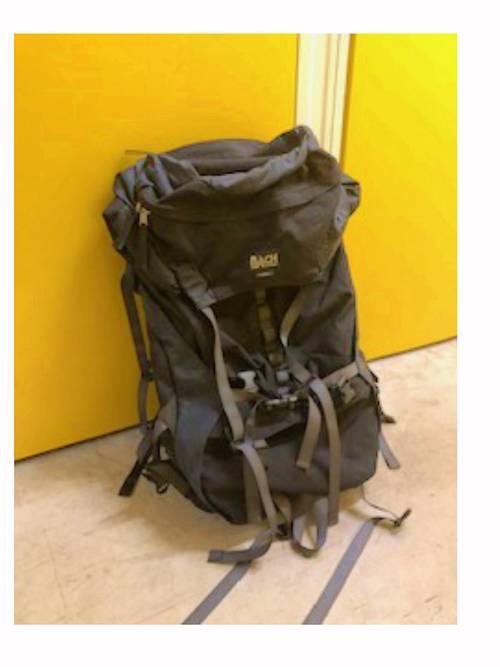 À vendre: sac à dos BACH -Backpacks- capacity 110L