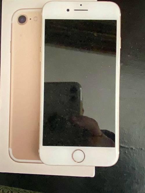 A vendre iPhone 7