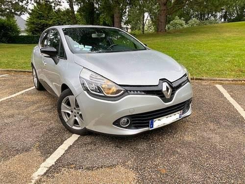 Vends Renault Clio IV - 2014, 87000km