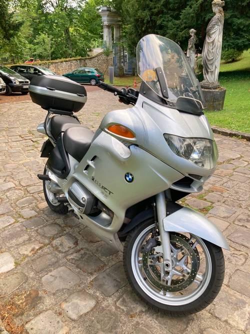 Vends moto BMW R 850RT - 102500km - ABS - Bon état - Crit'Air 3
