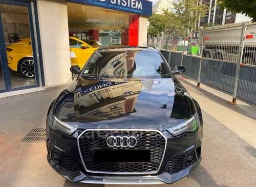 Vends Audi Rs6, 2015- 57000km