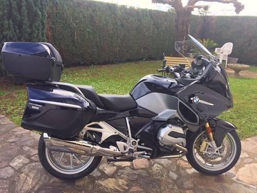Vends Moto BMW 1200RT 15500Km 2018