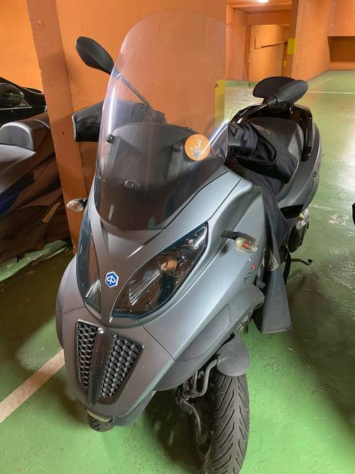 Vends Mp3500- 20000km - 2012