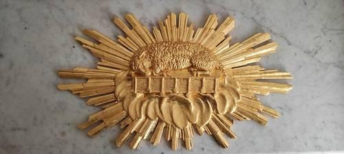 Agnus Dei d'autel