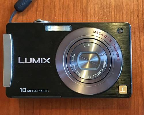 Vends appareil photo compact DMC-FX500