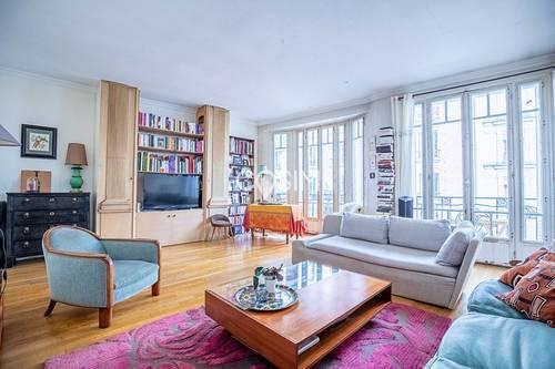 Vends appartement 114m² Asnières-sur-Seine centre (92) - 3chambres