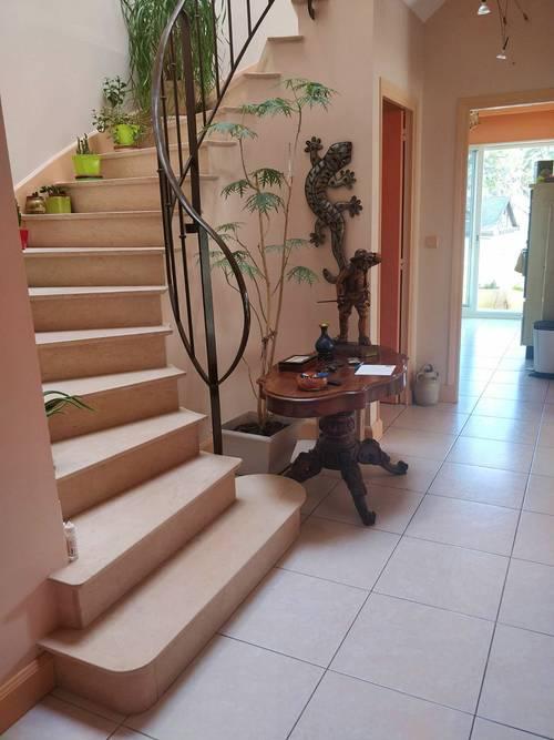 Vends bel appartement lumineux et terrasses sud et ouest - 3chambres, 145m² - La Baule-Escoublac (44)