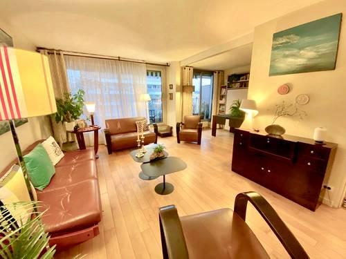 Vends appartement 93,8m² Boulogne-Billancourt - 2/3chambres