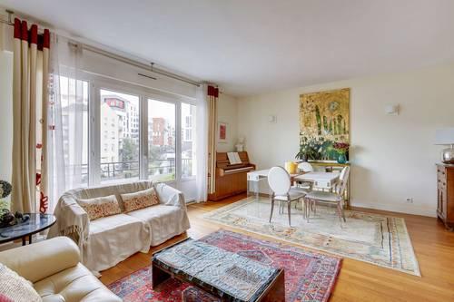Vends appartement de 100m², 3chambres -Bécon - Asnières-sur-Seine (92)