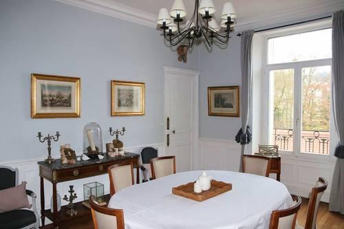 Vends bel appartement 151m², 4chambres + chambre de bonne à Nancy