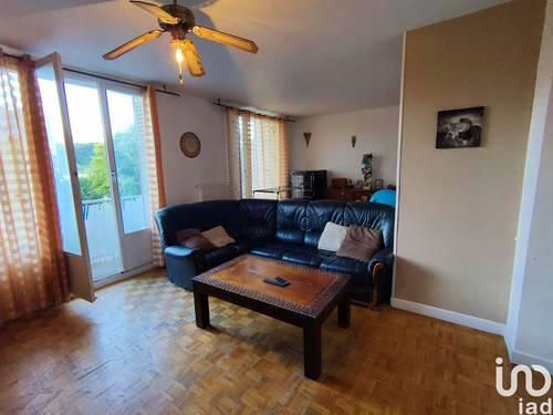 Vends appartement 69m² - 3chambres - à Pont de Claix (38)