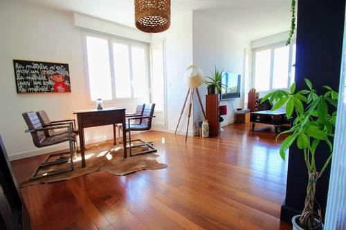 Vends Appartement 3chambres 90m² Vue Mer à Marseille / Carré d'Or