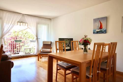 Vends appartement 80m², 3chambres avec terrasse et parking - Asnières-sur-Seine (92)