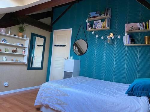 Vends appartement de charme, ancien, 110m² habitable Asnières (92)
