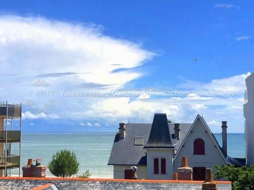 Vends Appartement T3Duplex 66m² Vue Mer La Baule-Escoublac (44) 2chambres