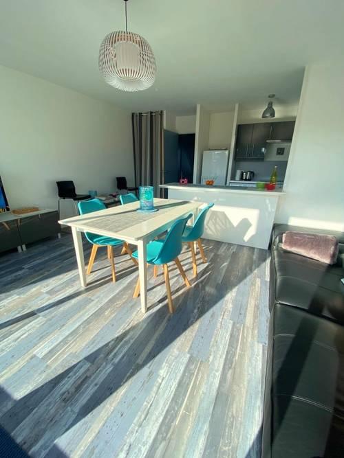 Vends appartement duplex F4traversant avec terrasse - 64m², La Baule-Escoublac (44)