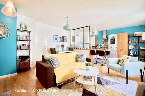 Vends Appartement familial 85m² 3chambres - Bois-Colombes (92)