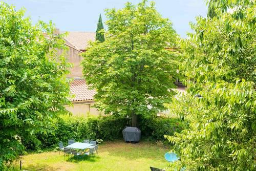 Vends appartement T5, garage, cave et jardin partagé en centre ville - 116m², Aix-en-Provence (13)
