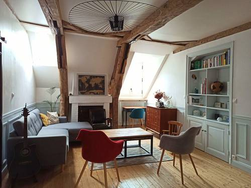 Vends Appartement - 3chambres - 108m² au sol - Rennes (35) Hyper-centre