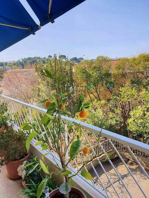 Vends appartement T5dans immeuble résidentiel - 100m² - Toulon (83)