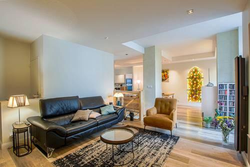 Vends appartement type loft jardin des plantes - 123m², 2chambres, Angers (49)