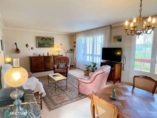 Vends appartement T4, 2terrasses, 82m² chêne feuillu