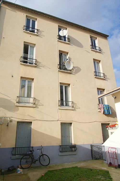 Vends Appartement 2pièces - 36m² 1chambres - Nanterre (92)
