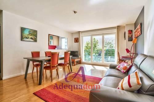 Vends appartement 4pièces - Bois-Colombes (92) - Centre - Gare - 83m²