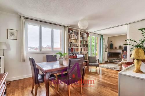 Vends appartement 3pièces - Bois-Colombes (92) - Chefson-Mermoz - 70m²