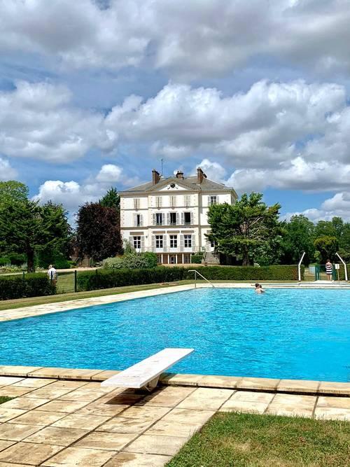 Vends appartement 4pièces dernier étage du château de Vaux sur Eure - 69m²