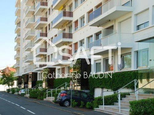 Vends appartement 3pièces La Genette La Rochelle (17) - 85m² - 1chambre