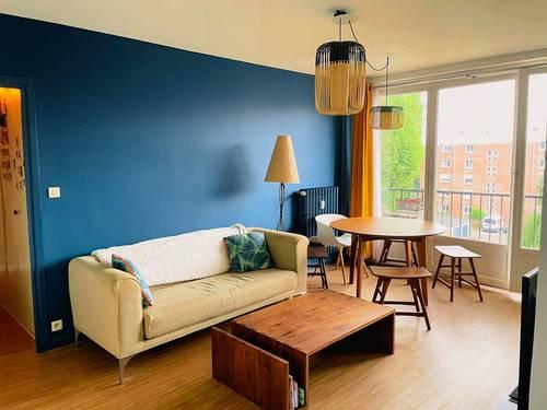 Vends appartement 4pièces 71m² 3chambres - Lille (59)