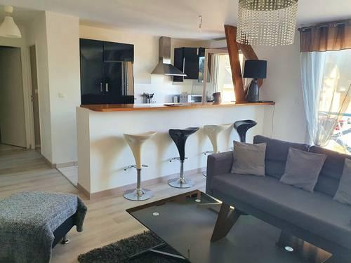 Vends appartement de type 2de 44m² en plein centre-ville La Baule-Escoublac (44)