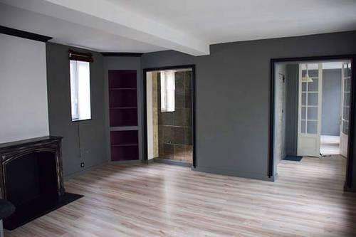Vends appartement T5de 90m² en premier étage-Clermont-Ferrand