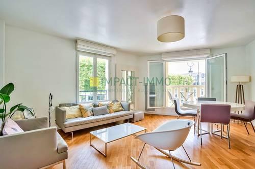 Vends appartement T4dans résidence récente - quartier république - 90m², Puteaux (92)