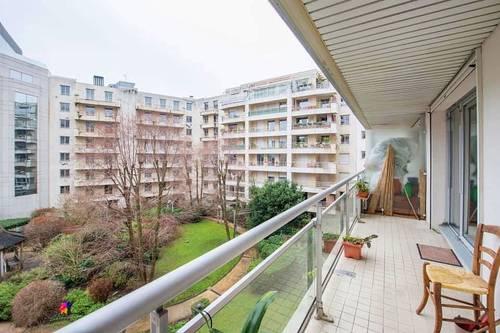 Vends appartement 109m² en résidence seniors à Boulogne Billancourt - 2chambres