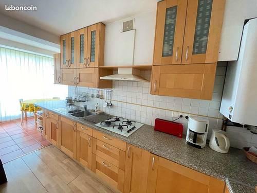 Vends bel appartement traversanttype 5- 86m², Toulouse (31)