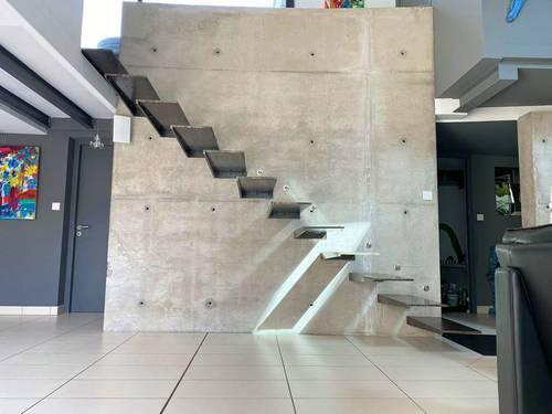 Vends loft d'architecte 137m² 3chambres - Nancy (54)